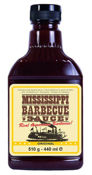 Mississippi Original Barbecue Sauce