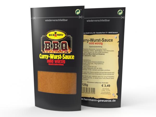 Curry-Wurst-Sauce