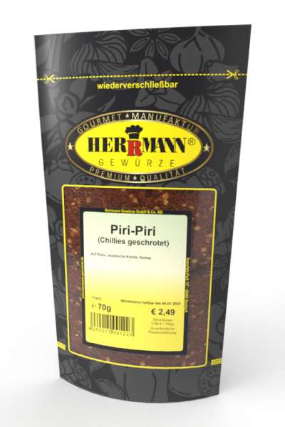 Piri-Piri (Chillies geschrotet)
