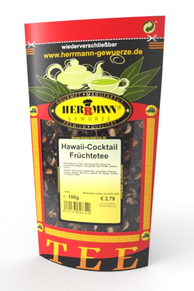 Hawaii-Cocktail Früchtetee