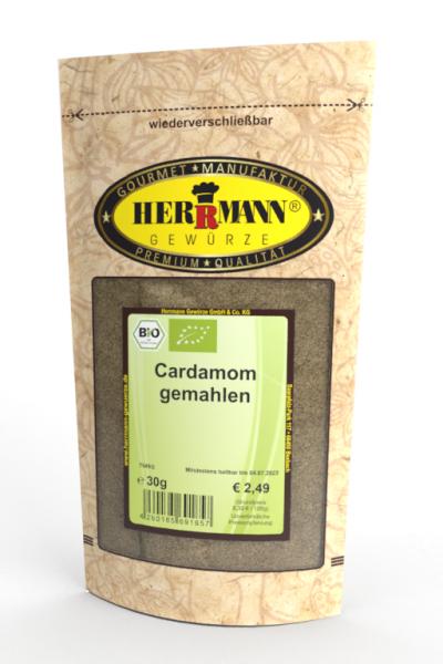Cardamom gemahlen (BIO)