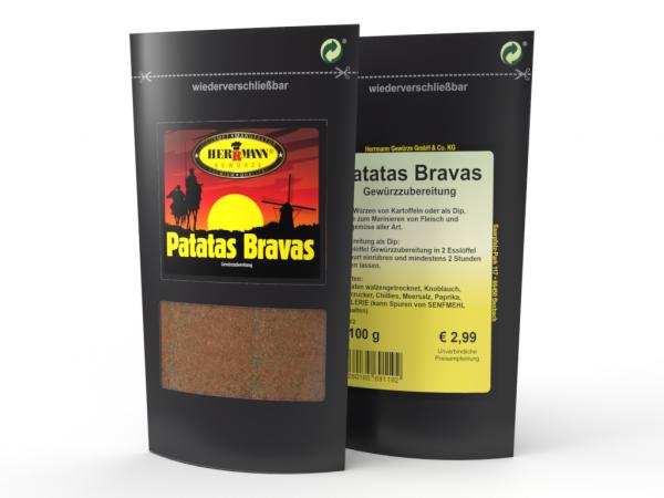 Patatas Bravas Gewürz