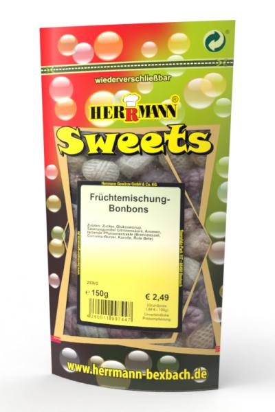 Früchtemischung Bonbons