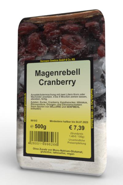 Magenrebell Cranberry