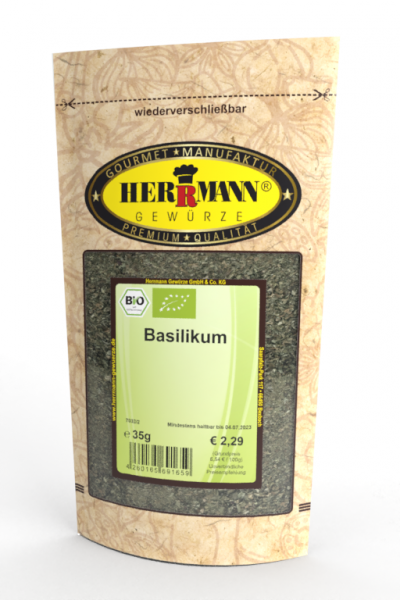 Basilikum (BIO)
