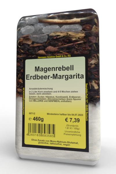 Magenrebell Erdbeer-Margarita