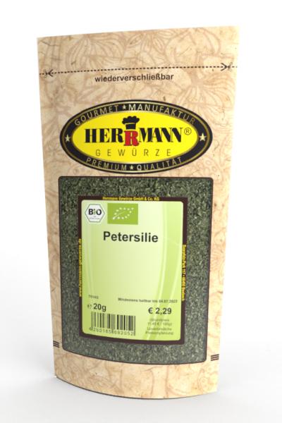 Petersilie gerebelt (BIO)