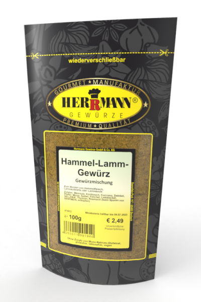 Hammel-Lamm-Gewürz