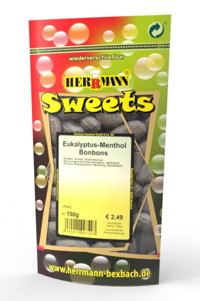 Eukalyptus-Menthol-Bonbons