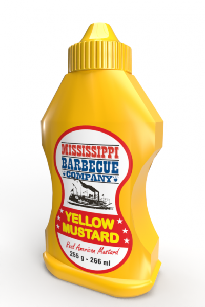 Mississippi Yellow Mustard