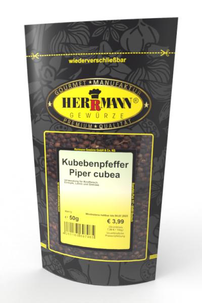 Kubebenpfeffer Piper cubea