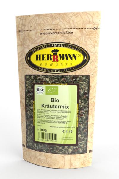 Bio Kräutermix