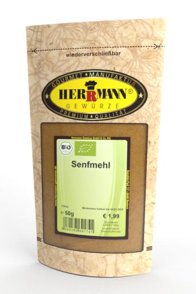 Senfmehl (BIO)