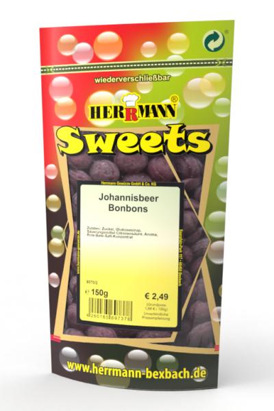 Johannisbeer Bonbons