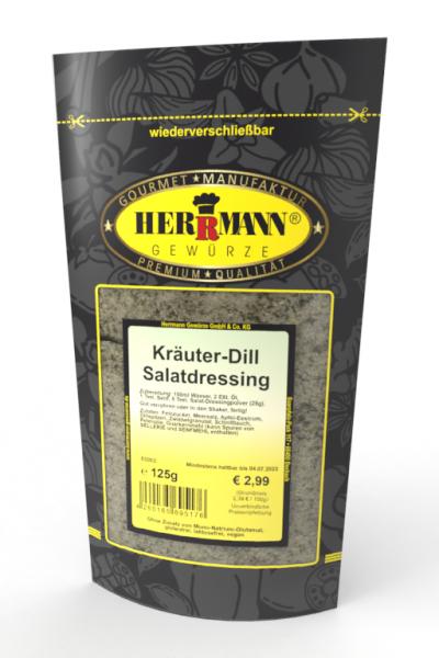 Kräuter-Dill Salatdressing