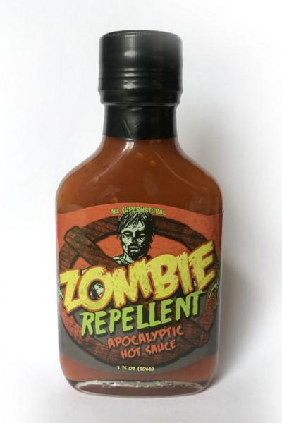 Zombie Repellent Apocalyptic Hot Sauce