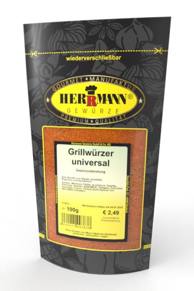 Grillwürzer universal