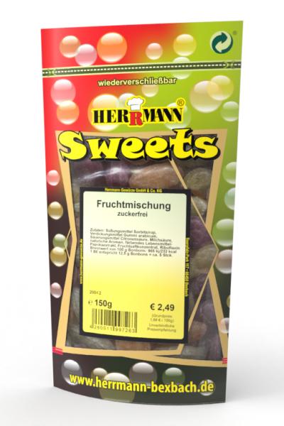 Fruchtmischung Bonbons