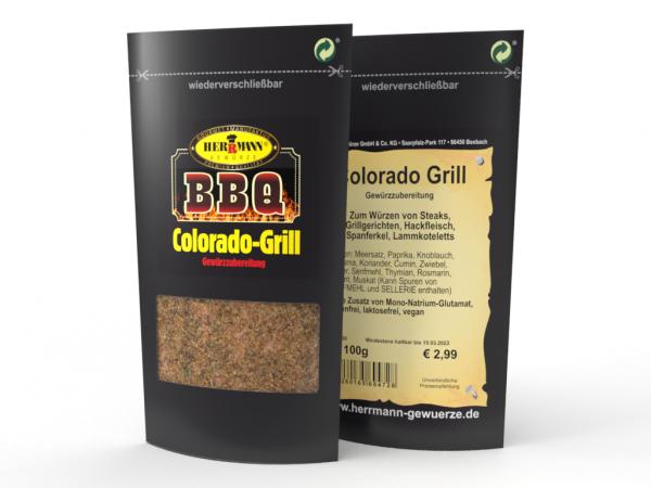 Colorado-Grillgewürz