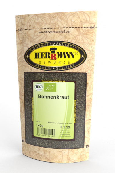 Bohnenkraut (BIO)