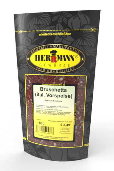 Bruschetta (ital. Vorspeise)