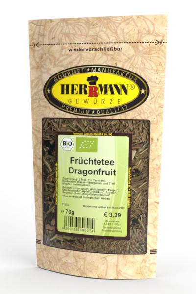Früchtetee Dragonfruit (BIO)