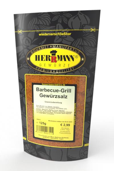 Barbecue-Grill Gewürzsalz
