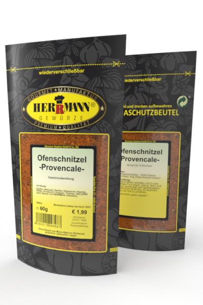 Ofenschnitzel -Provençale-