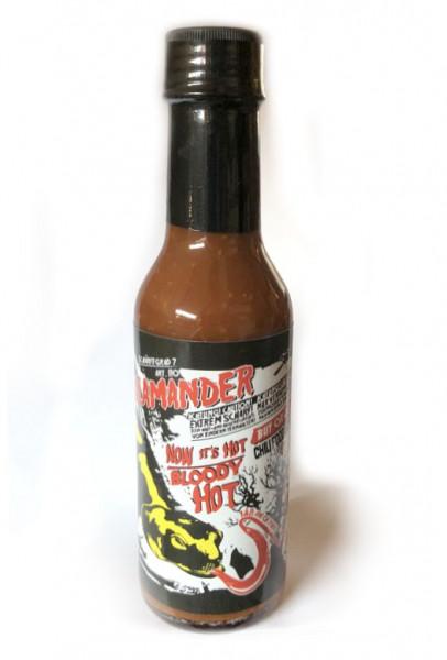 Feuersalamander Hot Sauce