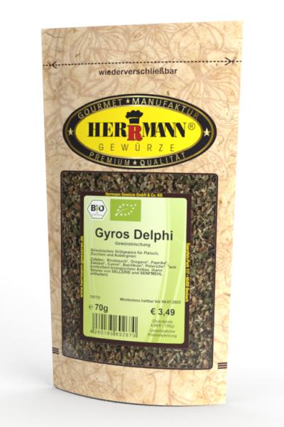 Gyros Delphi (BIO)