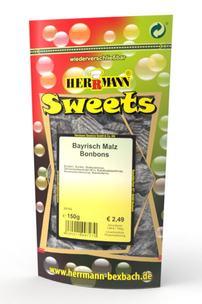 Bayrisch Malz Bonbons