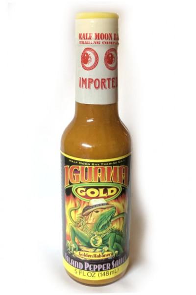Iguana Gold Island Pepper Sauce