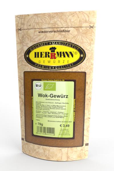 Wok-Gewürz (BIO)